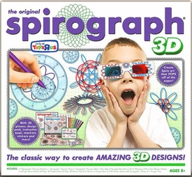 Spirograph Exclusive 3D Kit