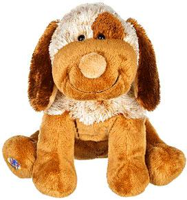 Webkinz Plush Choco Cheeky Dog