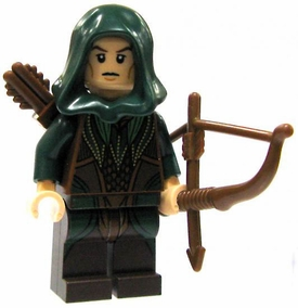 LEGO Hobbit LOOSE Mini Figure Mirkwood Elf with Longbow