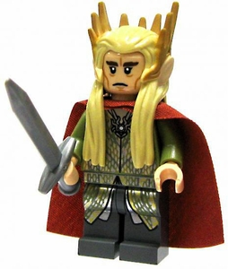 LEGO Hobbit LOOSE Mini Figure Thranduil
