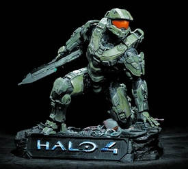 Halo 4 McFarlane Resin Statue Master Chief New!