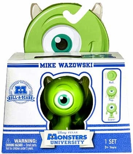 Disney / Pixar Monsters University Roll-a-Scare Figure Mike Wazowski