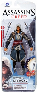 McFarlane Toys Assassin's Creed Series 1 Action Figure Edward Kenway [Unlocks Kenway Family Sword]