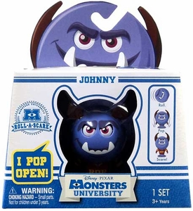 Disney / Pixar Monsters University Roll-a-Scare Figure Johnny