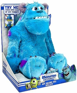 Disney / Pixar Monsters University My Scare Pal Plush Figure with Sound Sulley