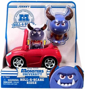 Disney / Pixar Monsters University Roll-a-Scare Ridez Johnny