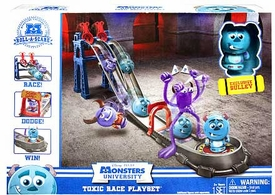 Disney / Pixar Monsters University Playset Toxic Race