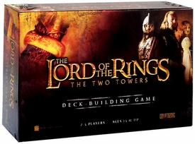 Lord of the Rings Two Towers Deck Building Game