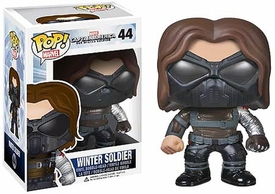 Funko POP! Marvel Winter Soldier Vinyl Bobble Head Winter Soldier [With MASK]
