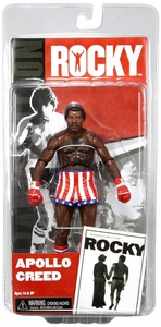 NECA Rocky Series 1 Action Figure Apollo Creed [Pre-Fight]