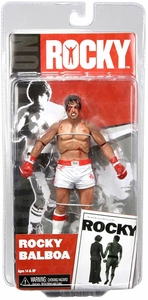 NECA Rocky Series 1 Action Figure Rocky Balboa [Post Fight]