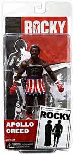 NECA Rocky Series 1 Action Figure Apollo Creed [Post Fight]