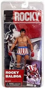 NECA Rocky Series 2 Action Figure Rocky Balboa [Pre-Fight] {Rocky IV}