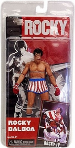 NECA Rocky Series 2 Action Figure Rocky Balboa [Post-Fight] {Rocky IV}