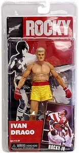 NECA Rocky Series 2 Action Figure Ivan Drago [Pre-Fight] {Rocky IV}