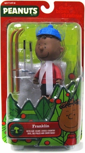 Peanuts A Charlie Brown Christmas Franklin Damaged Package