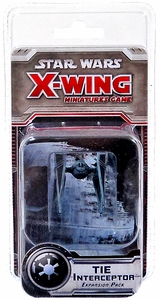 Star Wars X-Wing Miniatures TIE Interceptor Expansion Pack
