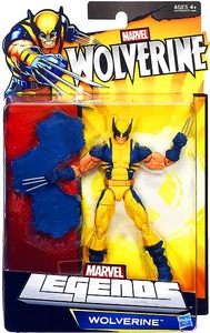 Marvel Wolverine Legends Exclusive Action Figure Wolverine [Build Puck Piece!]
