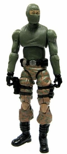 GI Joe 3 3/4 Inch LOOSE Action Figure Beachhead [Version 10]