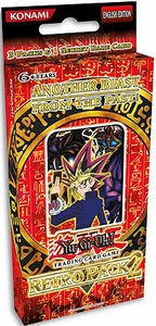 YuGiOh Retro 2 SE Special Edition Deluxe Pack [3 Booster Packs & Promo Card] Includes Gorz!