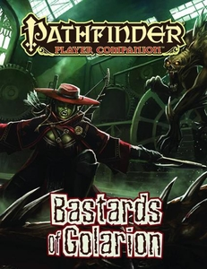 Pathfinder Player Companion Bastards of Golarion  Pre-Order ships April