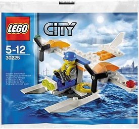 LEGO City Set #30225 Coast Guard Seaplane [Bagged]