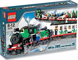 LEGO City Set #10173 Holiday Train [Opened]