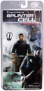 NECA Splinter Cell 7 Inch Action Figure Sam Fisher [With Body Armor Variant]