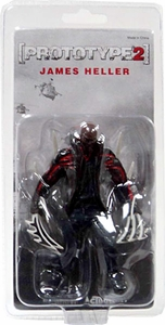 Activision Prototype 2 Exclusive 4 Inch Figure James Heller