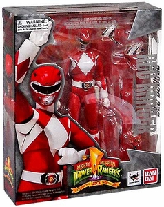 Mighty Morphin Power Rangers S.H. Figuarts Action Figure Red Ranger