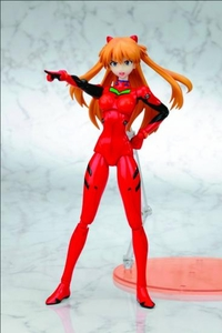 Evangelion 2.0 C Mo PVC Action Figure Asuka Langley Pre-Order ships March