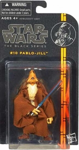 Star Wars Black 3.75 Inch Series 2 Action Figure Pablo-Jill [Episode II]