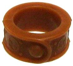 Monster High 10.5 Inch Scale LOOSE Doll Accessory Brown Embossed Leather Style Bangle
