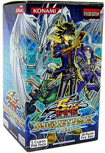 YuGiOh 5D's Yusei Duelist Booster BOX [30 Packs]