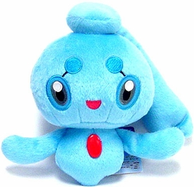 Pokemon Japanese Banpresto 5 Inch Plush Figure Phione