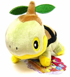 Pokemon DP Japanese Takara Tomy 5 Inch Plush Figure Turtwig