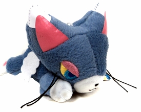 Pokemon DP Japanese Banpresto 5 Inch Plush Glameow