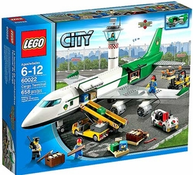 LEGO City Set #60022 Cargo Terminal