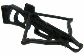 GI Joe 3 3/4 Inch LOOSE Action Figure Accessory Black 2-Part Crossbow