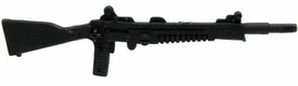 GI Joe 3 3/4 Inch LOOSE Action Figure Accessory Black XMLR-3A Laser Rifle