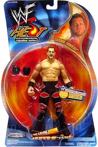 WWE Wrestling Action Figure Sunday Night Heat Chris Benoit