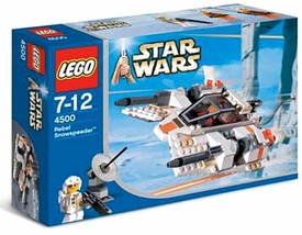 LEGO Star Wars Set #4500 Rebel Snowspeeder