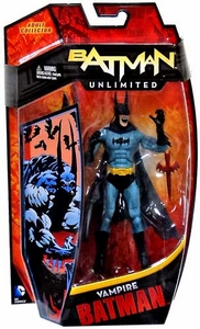 Batman Unlimited 6 Inch Series 3 Action Figure Vampire Batman