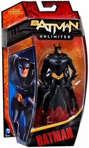 Batman Unlimited 6 Inch Series 3 Action Figure Beware of the Batman