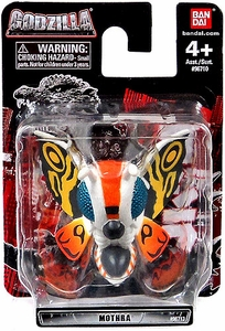 Godzilla Chibi Super Deformed Mini Figure Mothra