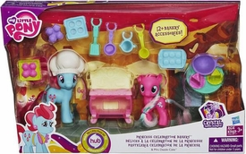My Little Pony Friendship is Magic Playset Princess Celebration Bakery Set