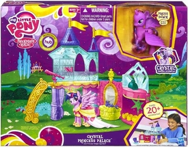 My Little Pony Playset Crystal Princess Palace [Princess Twilight Sparkle]