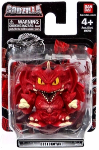 Godzilla Chibi Super Deformed Mini Figure Destroyah