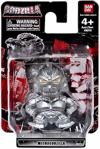 Godzilla Chibi Super Deformed Mini Figure Mechagodzilla