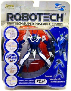 Robotech Veritech Super Poseable Figure VF-1J Max Sterling